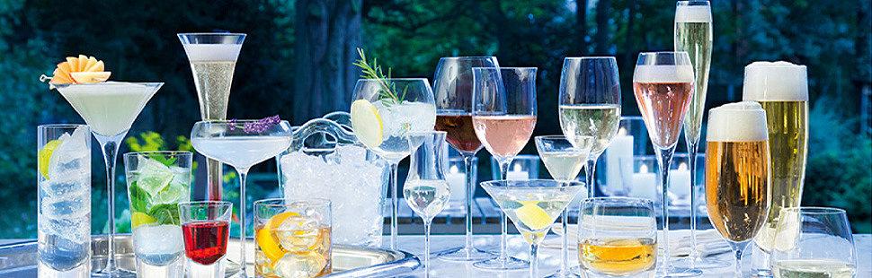 Подбор безалкогольных напитков для банкета